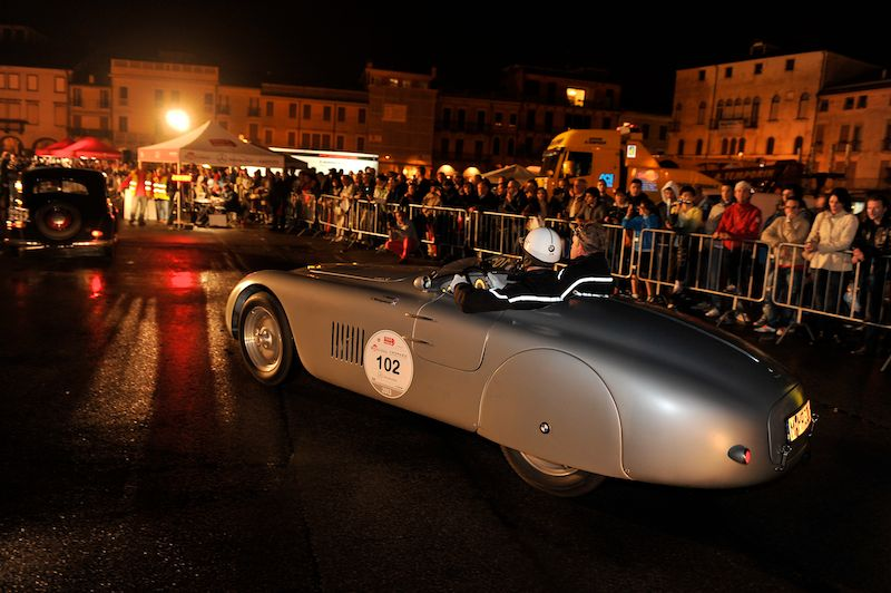 1937 BMW 328 Berlin-Rome Touring Roadster