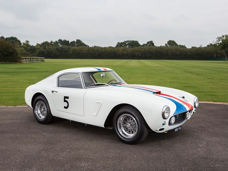 ferrari 250 gt swb berlinetta competition offered for sale. Black Bedroom Furniture Sets. Home Design Ideas