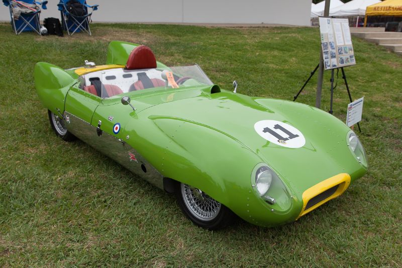 1957 Lotus Eleven - Recreation Spyder.