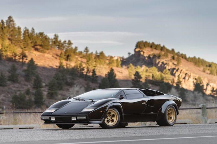 1979 Lamborghini Countach LP400 S (photo:Nathan Leach-Proffer)