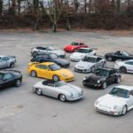 Instant Porsche Collection Offered at Paris Auction