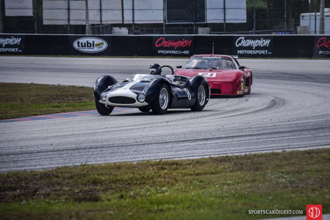 1960 Maserati Tipo 61 Birdcage s/n: 2464