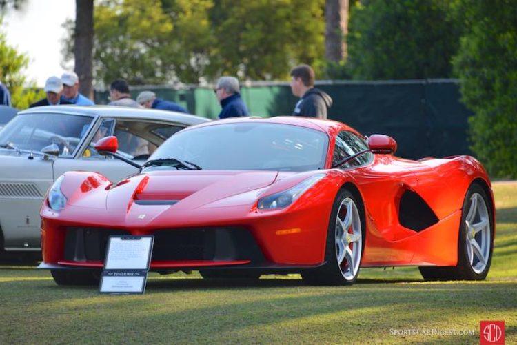 Ferrari LaFerrari - Pinehurst Concours d'Elegance