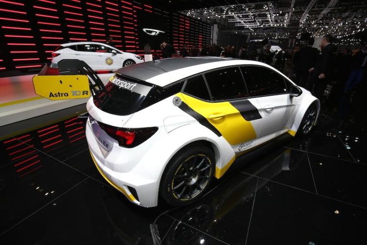 Vauxhall Astra TCR