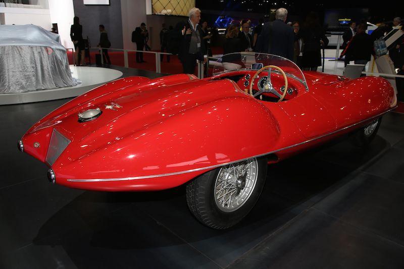 1952 Alfa Romeo C52 Disco Volante