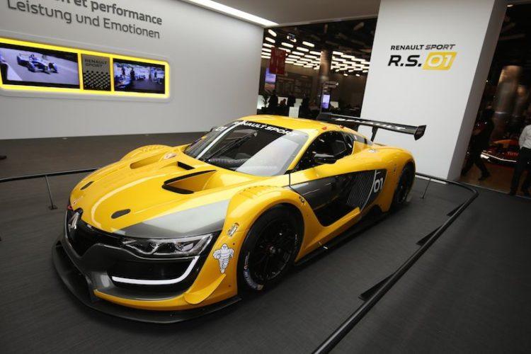 RenaultSport R.S.01