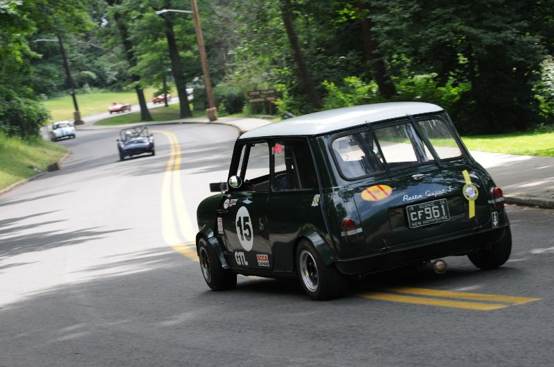 Austin Mini Cooper- Nick Michael.