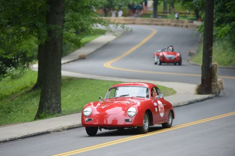 1959 Porsche 356 Coupe- William Swartz.