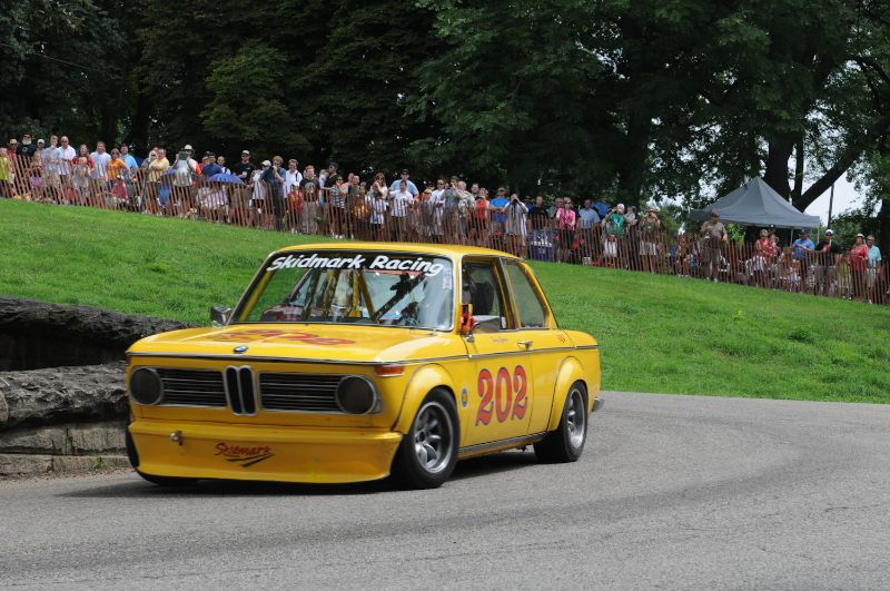 1970 BMW 2002- Perry Genova.