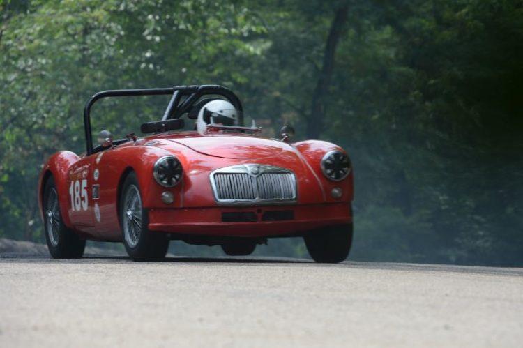 1957 MGA Mark Palmer