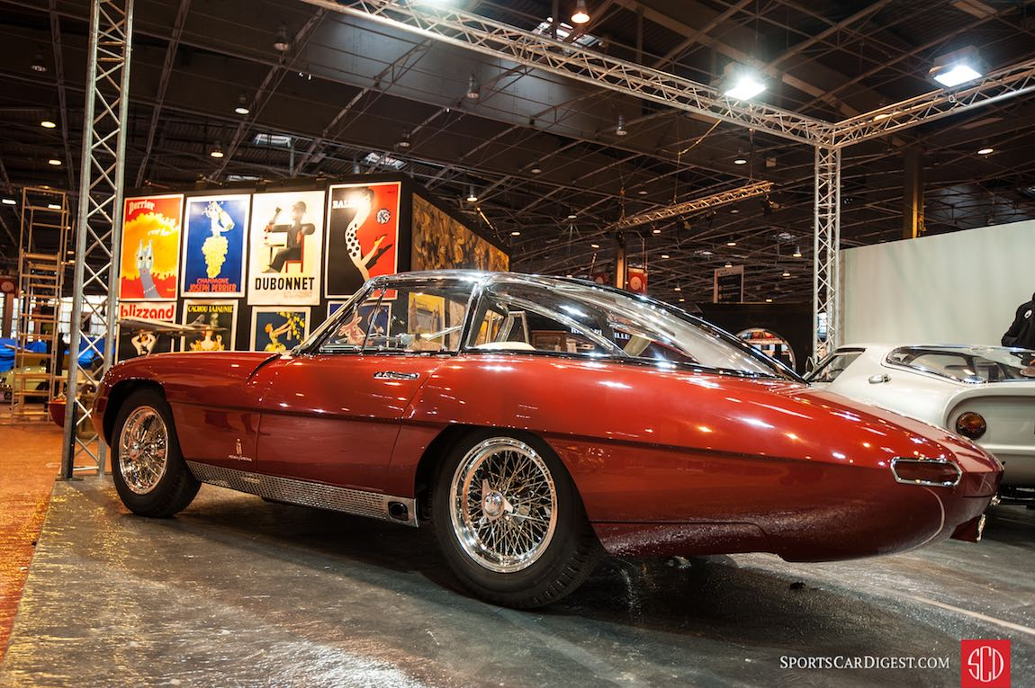 Salon Retromobile 2017