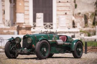 1935 Aston Martin Ulster CML 719