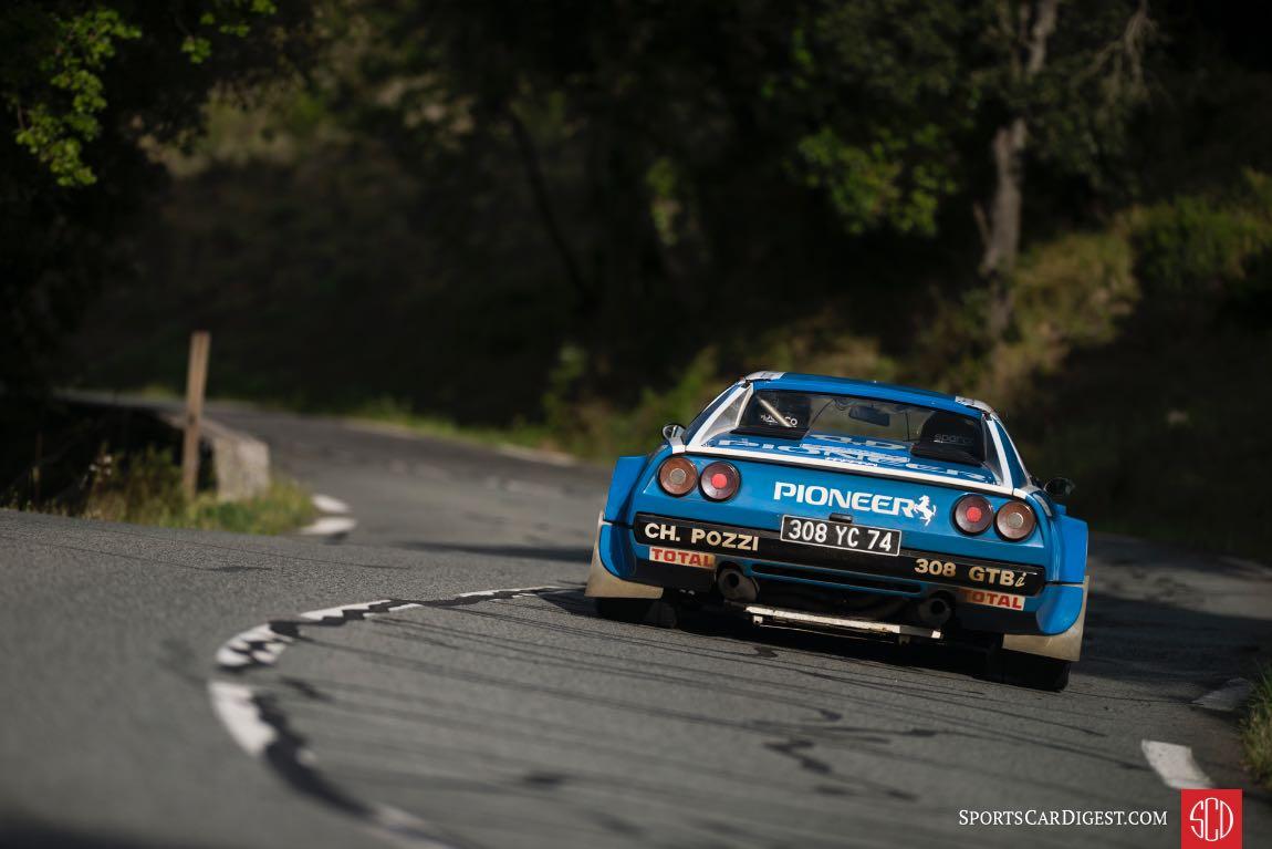 Tour Auto Rally 1976 Ferrari 308 GTB Group IV Michelotto