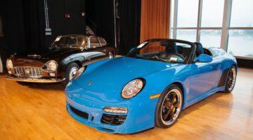 2011 Porsche 911 Speedster Finest Boca Raton 2017