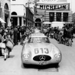 Mercedes-Benz at the 2017 Mille Miglia