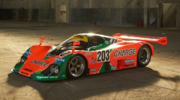 1989 Mazda 767B (photo: Matt Howell)