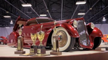 'Mulholland Speedster' built by Hollywood Hot Rods