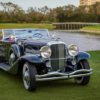 1935 Duesenberg Model SJ-582 Torpedo Phaeton owned by Terence Adderley