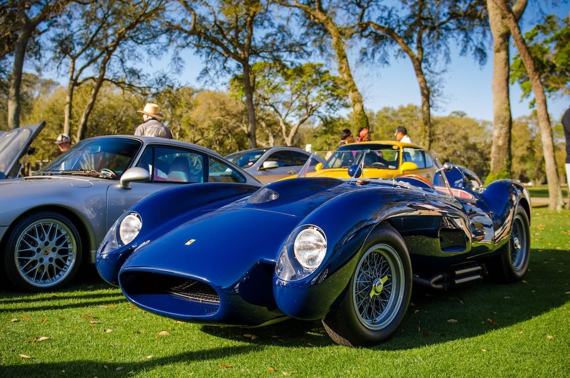 Cars and Coffee at 2017 Amelia Island Concours - Photo Gallery