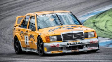 DTM Mercedes-Benz 190 E 2.5-16 Evolution II racing touring car