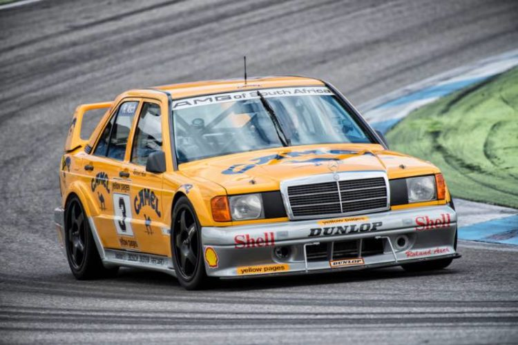 DTM Mercedes-Benz 190 E 2.5-16 Evolution II racing touring car