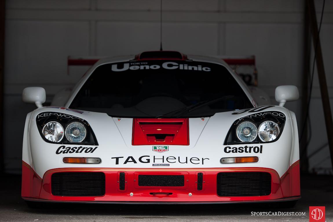 1995 McLaren F1 GTR