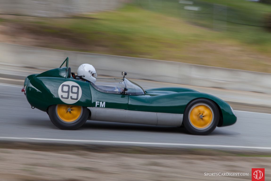 Thor Johnson - 1959 Lotus 17