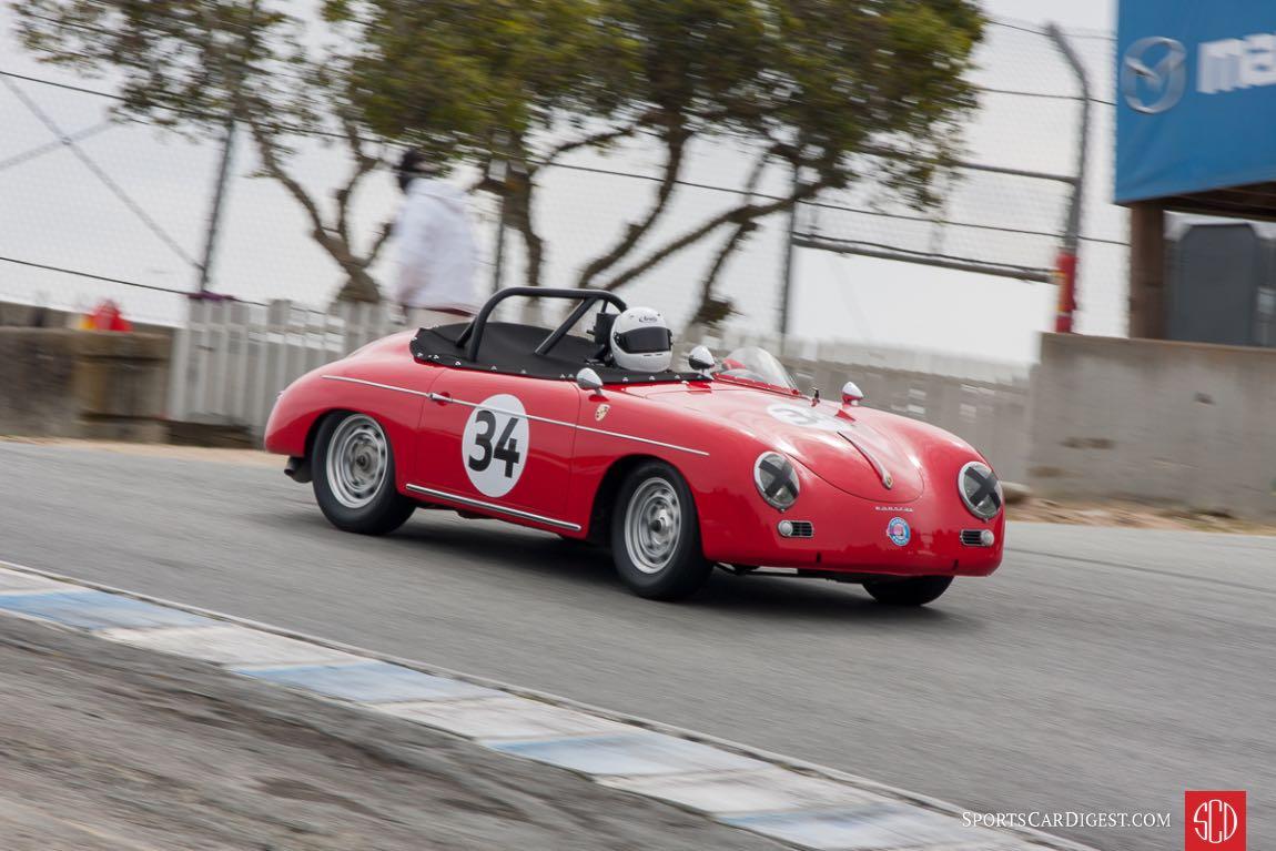 Chuck Christensen - 1959 Porsche 356