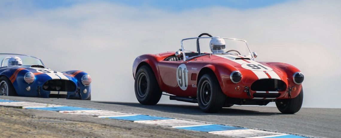 Tim Park - 1963 Shelby 289 Cobra