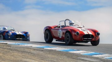 Tim Park - 1963 Shelby 289 Cobra