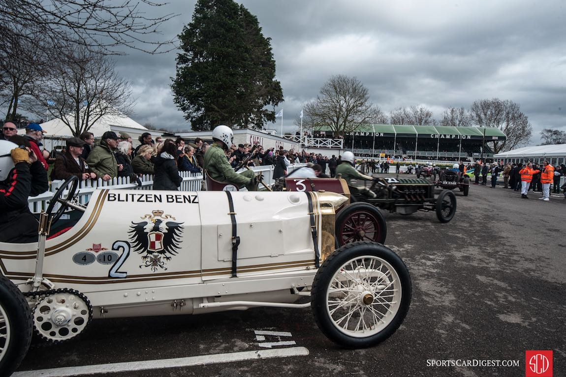 1909 Benz 200HP 'Blitzen Benz'