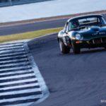 Jaguar Classic Challenge at 2017 Silverstone Classic