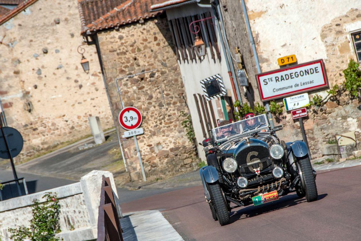 1925 Bentley 3/4.5-Litre - London to Lisbon Rally 2017