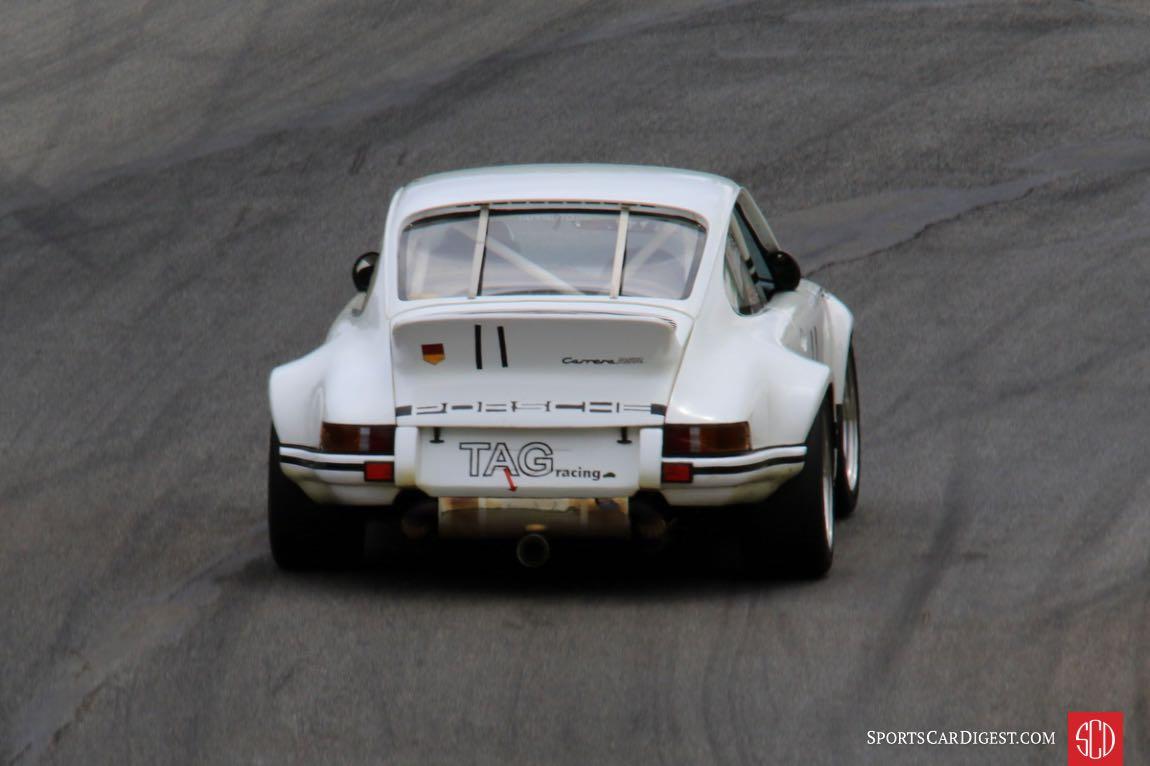 Johan Woerheide, 72 Porsche 911E