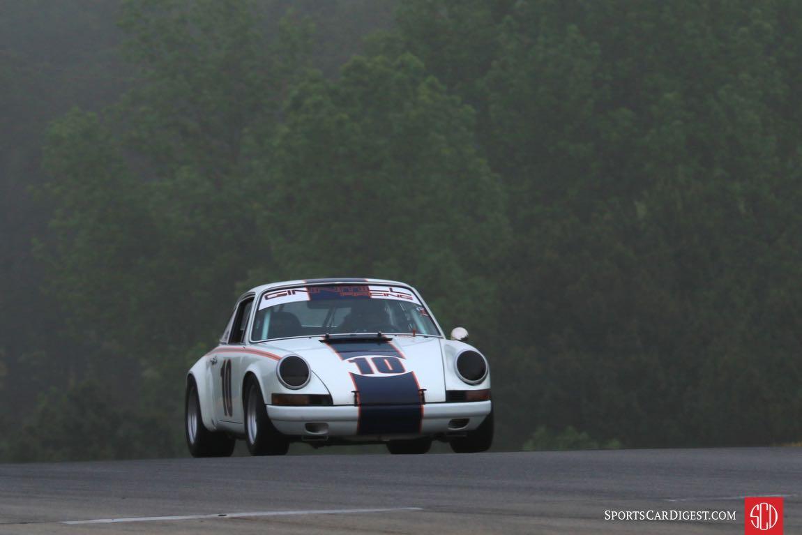 Mayo Smith, 72 Porsche 911 ST