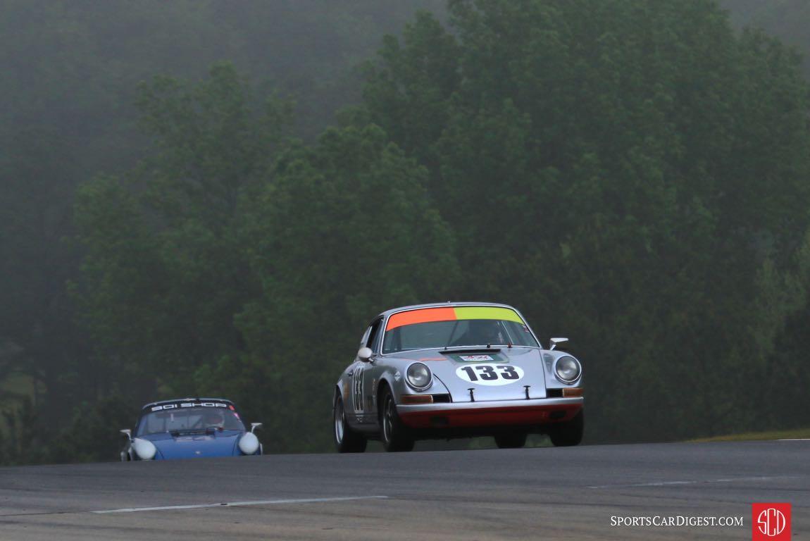 Tom Trabue, 65 Porsche 911