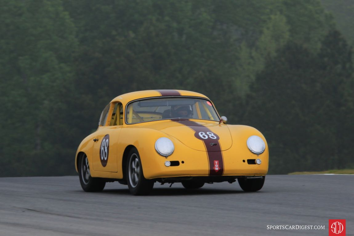 James Murray, '60 Porsche 356b