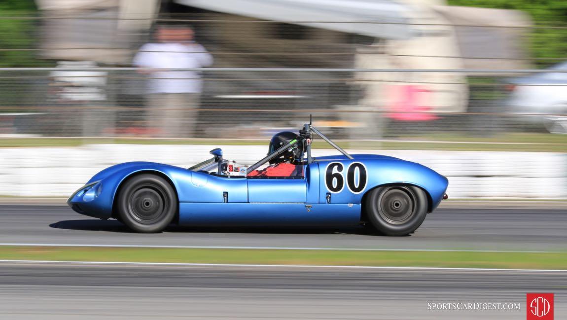 Mitchell Eitel, 65 Elva Mk 7S