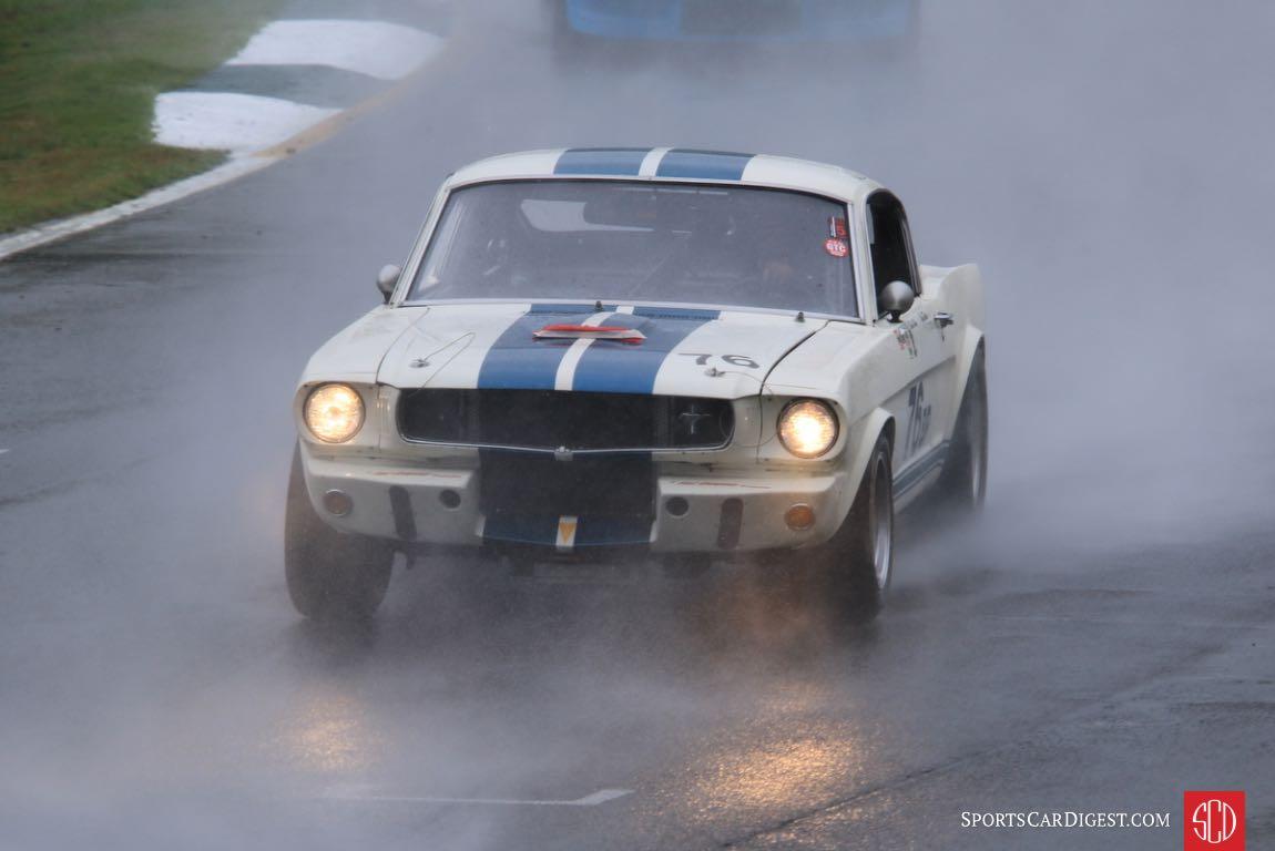 Peter Dolan, 66 Ford Mustang 2+2