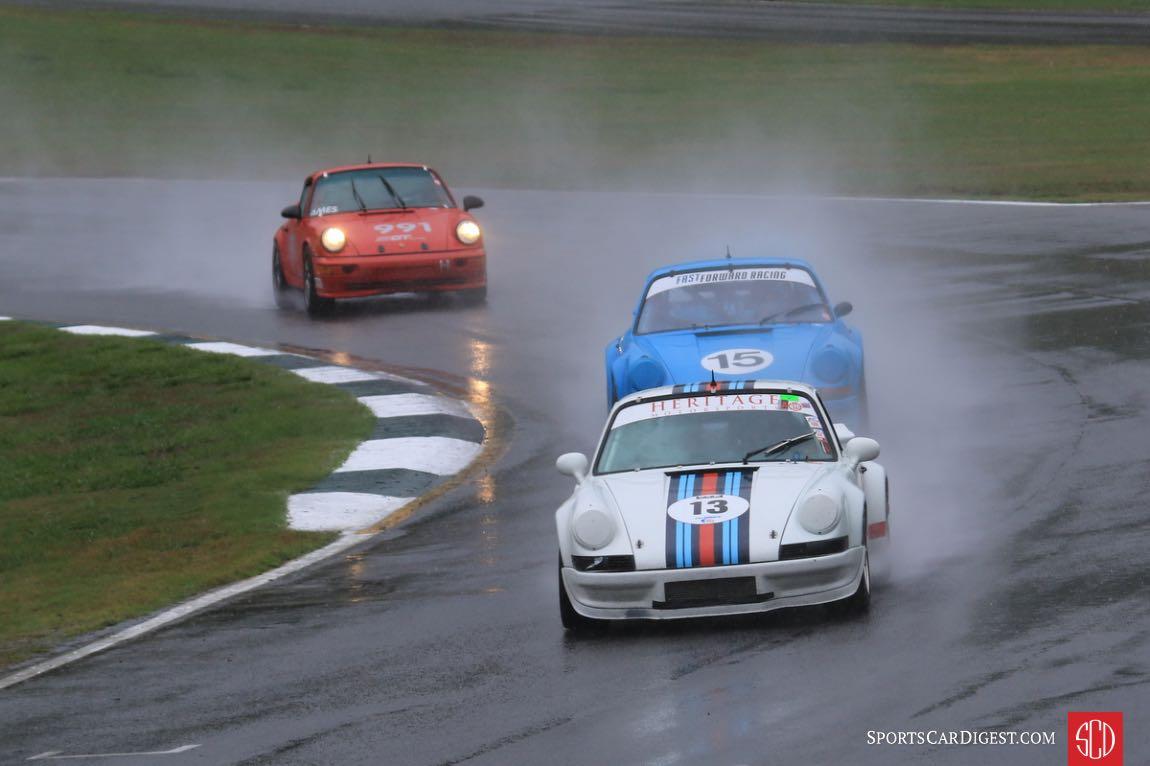 Mike Banz, 74 Porsche 911 RSR