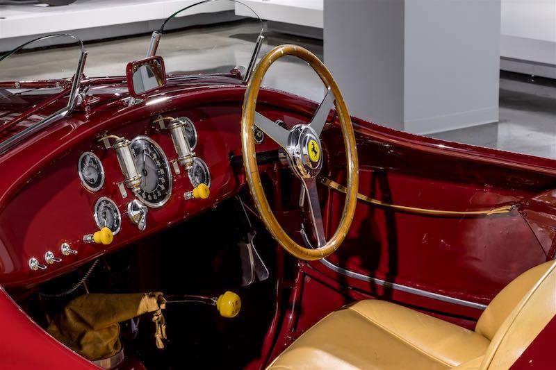 1949 Ferrari 166 MM Barchetta