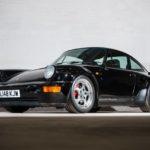 Porsche 964 Leichtbau Tops Silverstone Auction