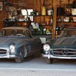 Single-Family Mercedes-Benz 300 SL Models Offered