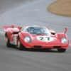 1970 Ferrari 512 S at Daytona 24 Hours driven by Jackie Ickx