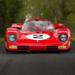 Ex-Scuderia Ferrari 512 S Offered For Sale