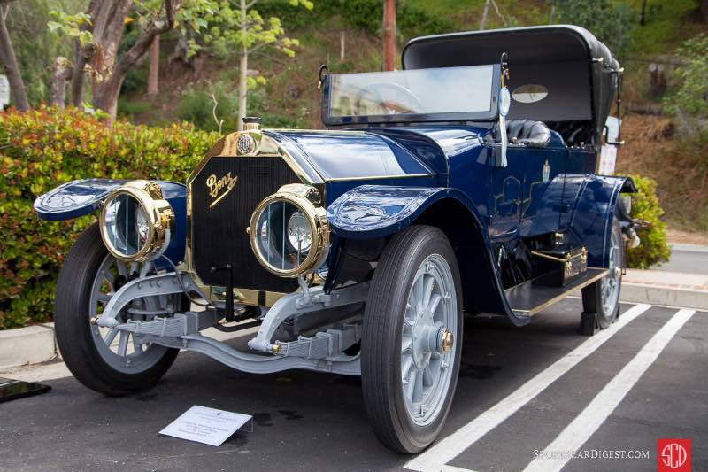 Greystone Mansion Concours 2017 Photos Results Winners