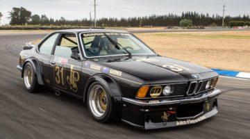 John Player Special BMW 635 CSi