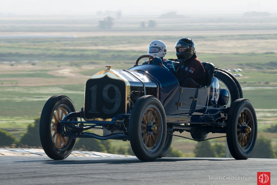 Charles Test - 1911 National Speedway Roadster