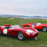 Major Ferrari Celebration at 2017 Pebble Beach Concours