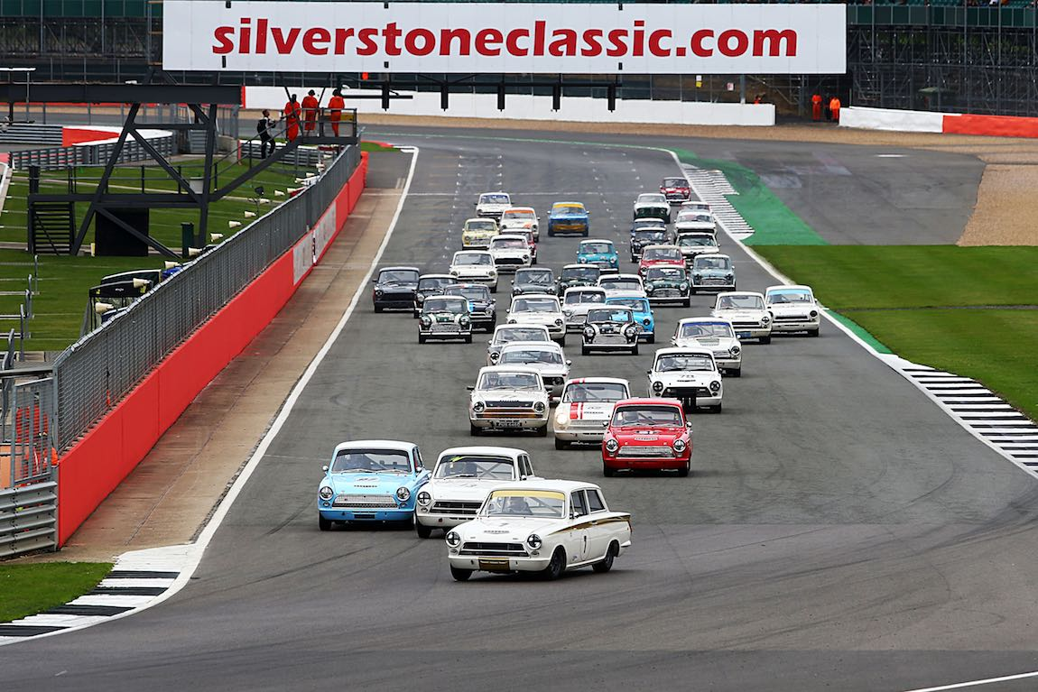 Silverstone Classic 2017 - Photo Gallery, Results, Winners